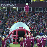 Flip for the Griz.