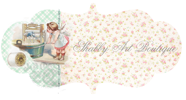 Shabby Art Boutique free tags 3