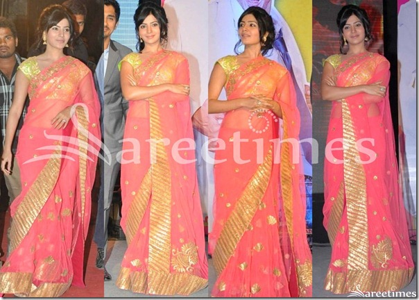 Samantha_Netted_Designer_saree