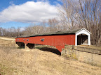 Covered Bridge in Parke County