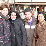 Gaziantep - Emeline, Fatima, Hulia et Zapher.JPG