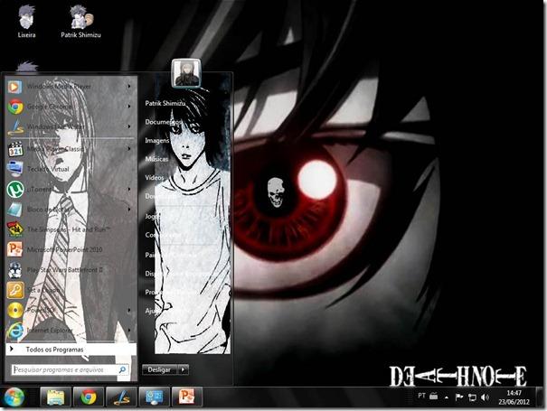 Tema Death Note 01