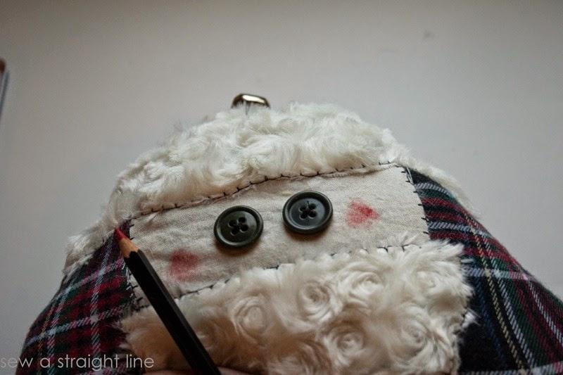santa face pillows sew a straight line-12