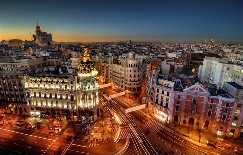 Madrid-City-Night-Wallpaper
