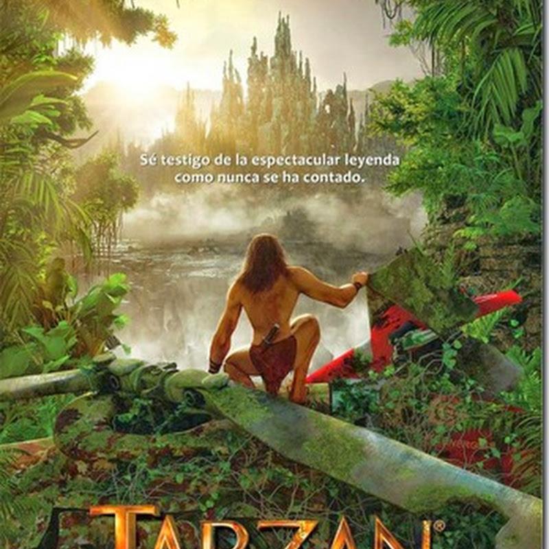 ทาร์ซาน TARZAN (2014) HD