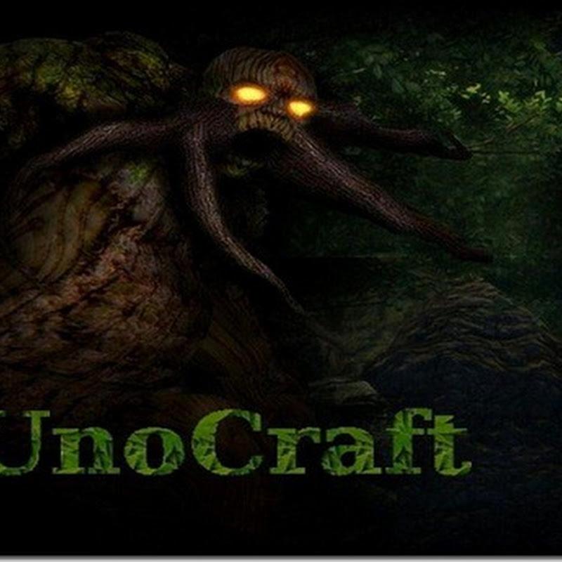 Minecraft 1.3.2 - UnoCraft texture pack 64x