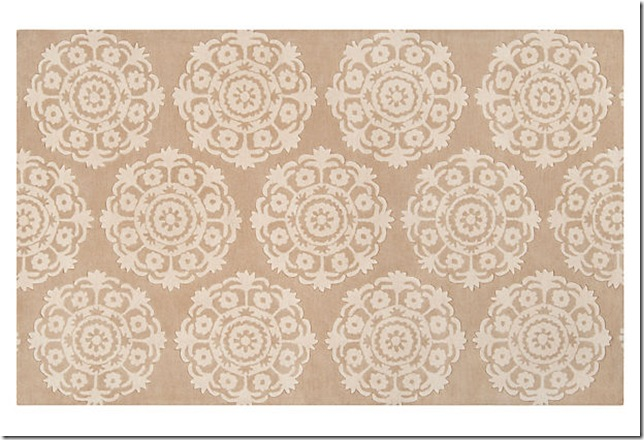 rug payton parchment