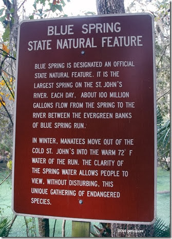 Blue Springs sign 106