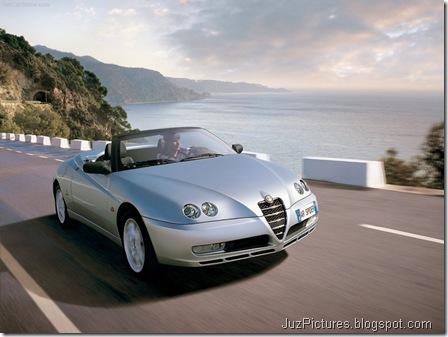Alfa Romeo Spider1
