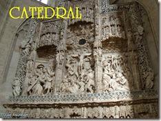 Catedral - Retablo de Alabastro - Huesca