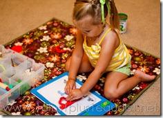 Homeschool Tot School Letter R -9587