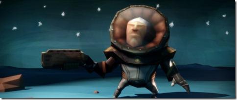 Spaceman-George