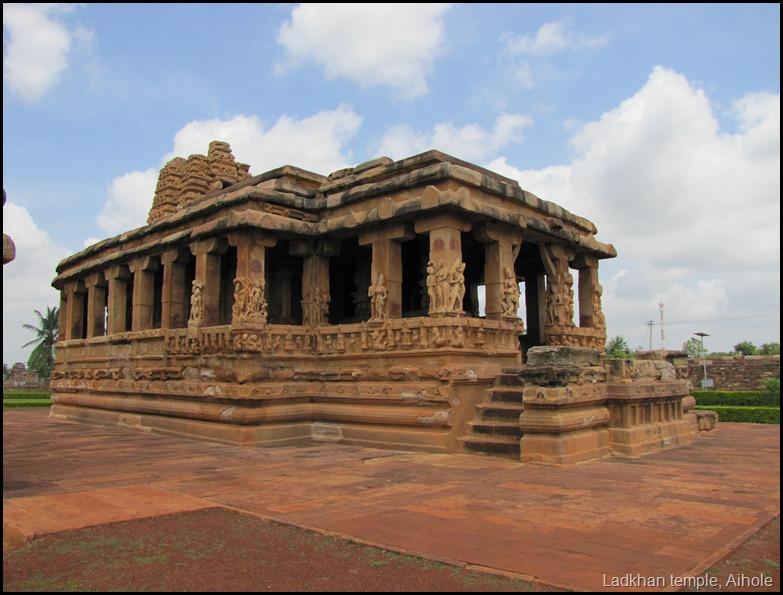 Ladkhan temple, Aihole