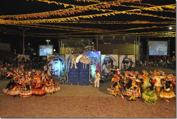 Festival de Quadrilhas de Pau dos Ferros 2012