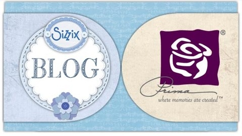 scrapbooking - Sizzix - Prima -banner