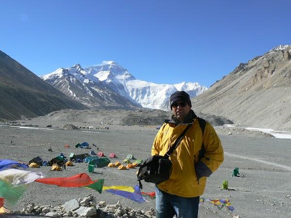 Obiective turistice Tibet: Everest