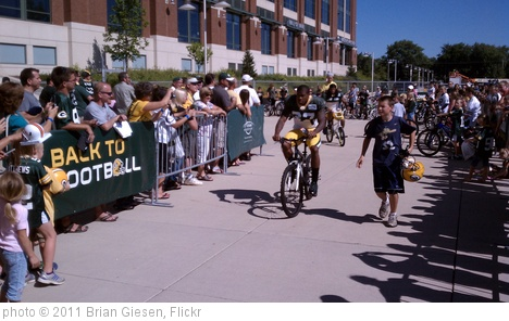 'Sam Shields - Green Bay Packers' photo (c) 2011, Brian Giesen - license: http://creativecommons.org/licenses/by/2.0/