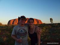 Touristen (ganz selten dort zu sehen)