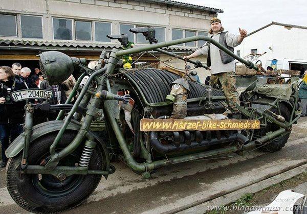 Motosikal besar