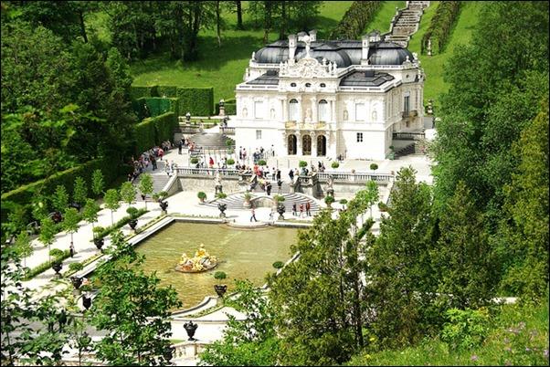قلعة ليندرهوف