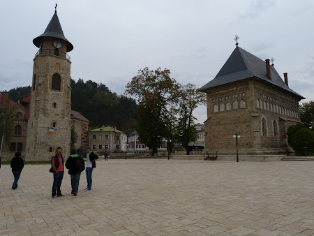 Things to see in Piatra Neamt: old town center