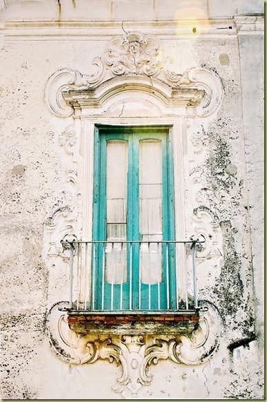 Balcony French Doors