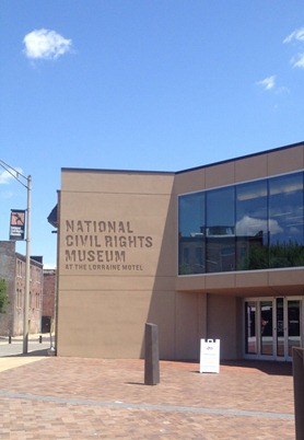 Civil Rights Museum Memphis