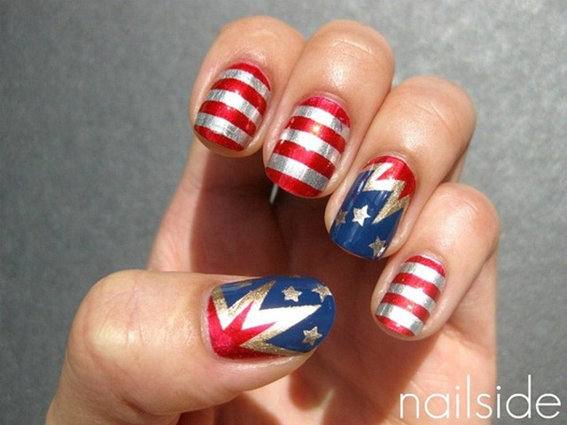 July 4th Nails_10