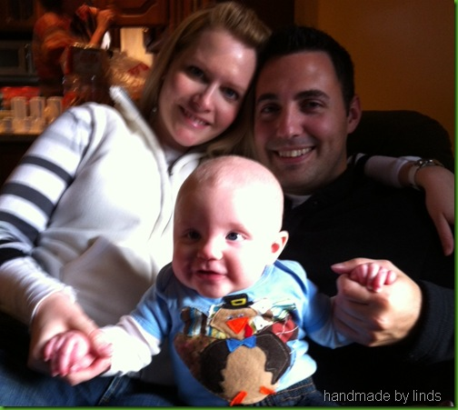 turkeyday family portrait