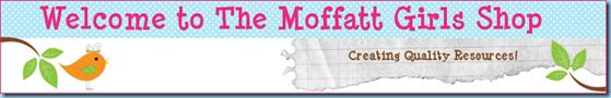 Moffatt Girls Shop Banner