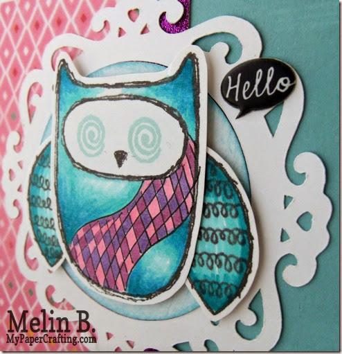 owl w zentagle cu-490