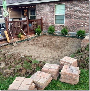 Patio DIY