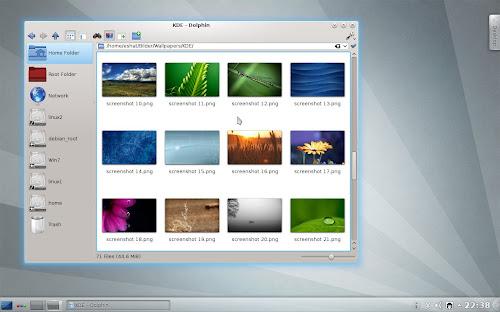 KDE 4.8.1