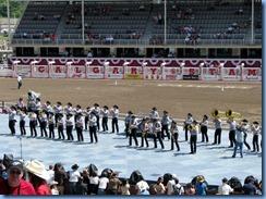 9321 Alberta Calgary - Calgary Stampede 100th Anniversary - Stampede Grandstand before Rodeo