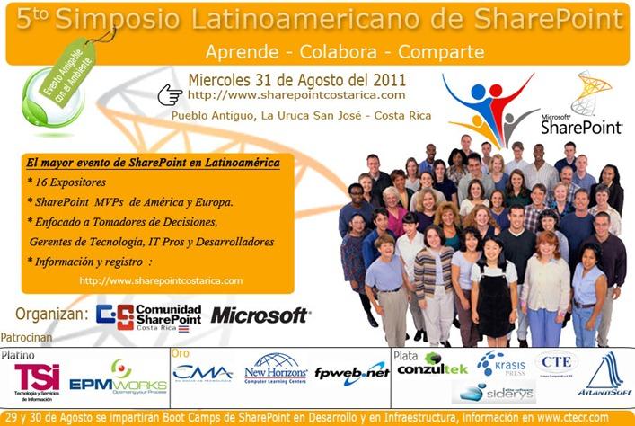 5SimpsioSharePoint2011