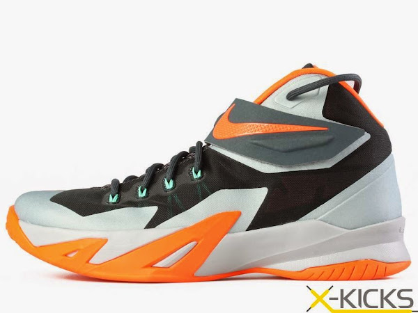 First Look at Upcoming Nike Zoom Soldier 8 8220Cannon8221
