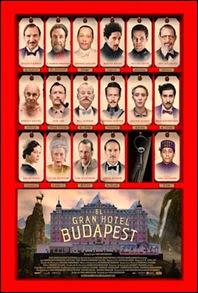 El gran hotel Budapest