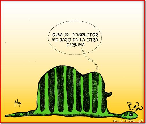 Transanboa, Autor: INDECID DE INDECIFERON