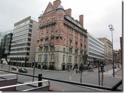 Satreaky Bacon Building - the headquarters of the White Star Line