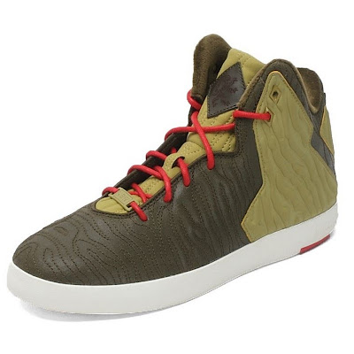 nike lebron 11 nsw sportswear lifestyle olive 1 05 A New Look at Nike LeBron XI NSW Lifestyle in Olive Colorway