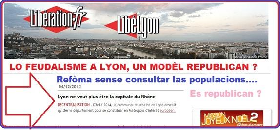 còp d'Estat feudalista a Lyon sense comentari