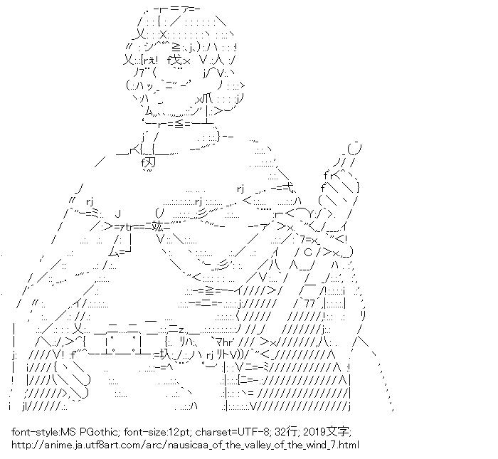 [AA]クロトワ (風の谷のナウシカ)