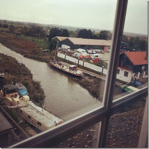 battlesbridge tea room view