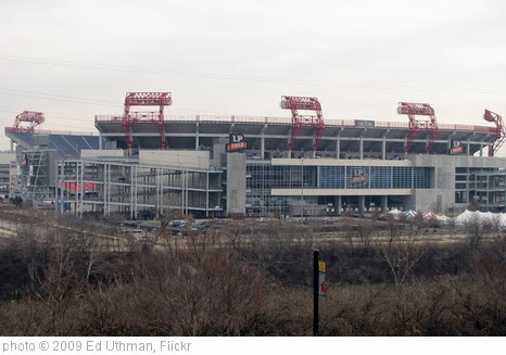'LP Field' photo (c) 2009, Ed Uthman - license: http://creativecommons.org/licenses/by-sa/2.0/