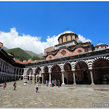 Rila Monastery@Bulgaria 維拉修道院 保加利亞