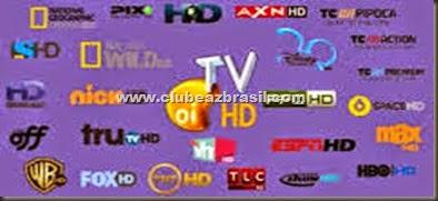 Lista de canais HD no satélite SES 6 da Oi TV Banda KU