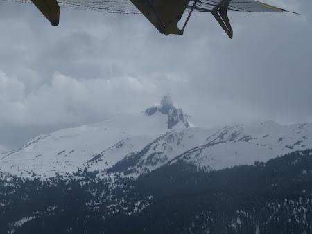 Obiective turistice: vulcan stins Canada
