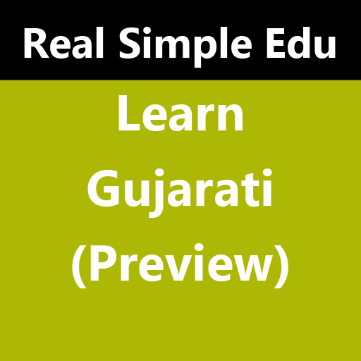 Learn Gujarati (Preview)