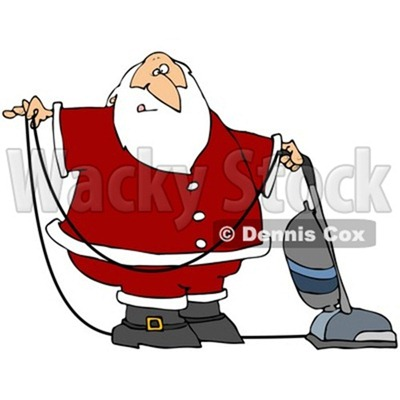 26354-clipart-illustration-of-santa-in-uniform-vacuuming-carpet-with-a-vacuum-by-dennis-cox-at-wackystock