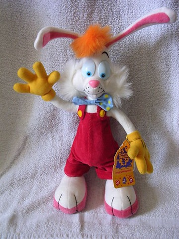 TDL Roger Rabbit Poseable